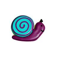 "0910S--R&M, Snail CC 2.5"" (Single)"