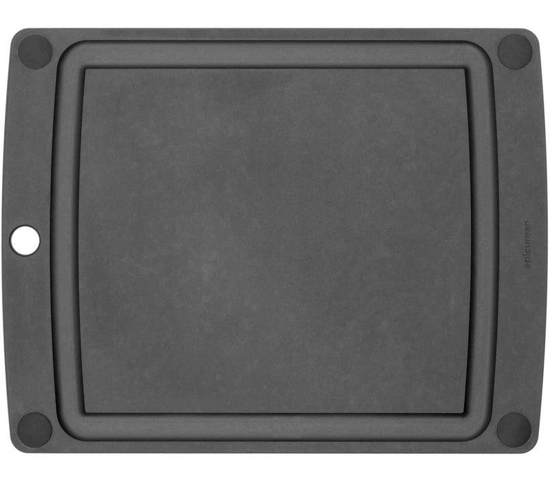 "505-120902003--Epicurean, Slate Cutting Board w/ Black Feet - 11.5"" x 9"""