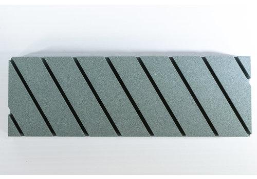 "Pride Abrasives FS120--Pride Abrasives, Flattening Stone 120 grit 9""x3""x3/4"""
