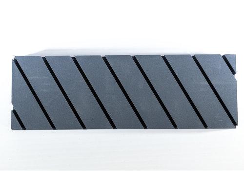 "Pride Abrasives FS320--Pride Abrasives, Flattening Stone 320 grit 9""x3""x3/4"""