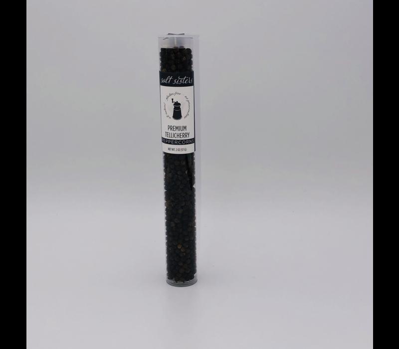 3002-CP6--SaltSisters, Tellicherry Peppercorns