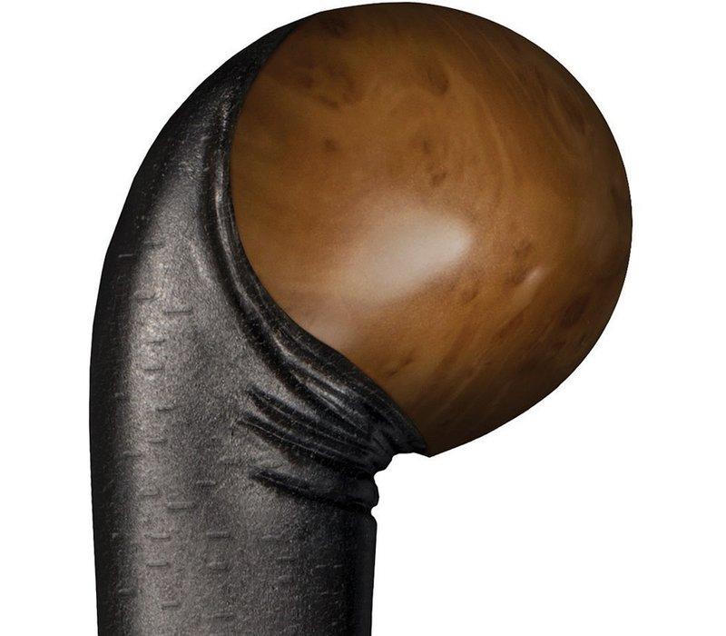 "CS91PBST--Cold Steel, Blackthorn Walking Stick, Polypropylene 59"""