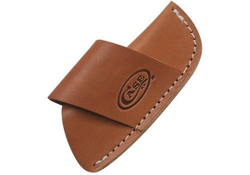 Case & Sons Cutlery Co. CA50232--Case, Side Draw Belt Sheath, Brown Leather