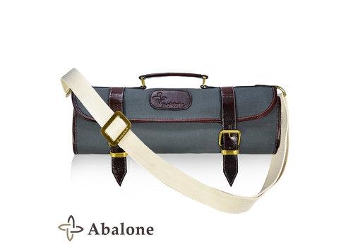 Boldric CKR109--Boldric, Canvas Knife Roll Abalone