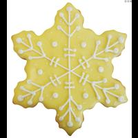"1311/WS--R&M, Snowflake White CC 4"" (Single)"