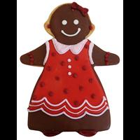 "1059S--R&M, Gingerbread Girl CC 5"" (Single)"
