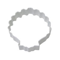 "1307/WS--R&M Sea Shell CC 3"" White (Single)"