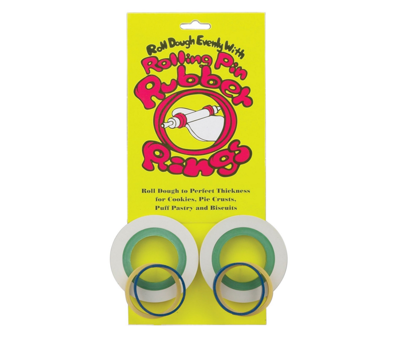 C-34--HIC, Rolling Pin Rubber Rings