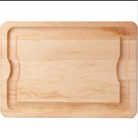 """BBQ-2014--J.K. Adams, Maple Barbeque Board, 20""""x14""""x1"""""""