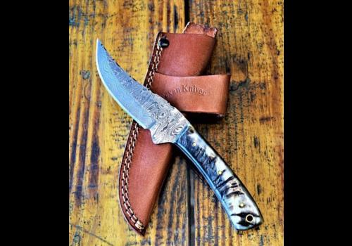 Texan Knives TX-58--TexanKnives, Gulf Coast Hunting Knife