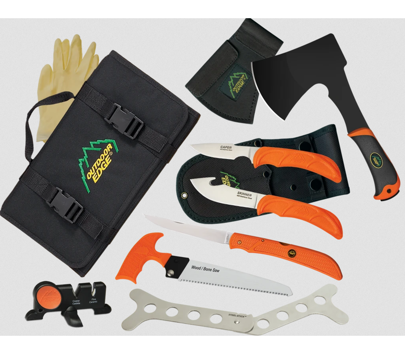 OF-1-- OutdoorEdge, THE OUTFITTER (Hunting Set) - Box