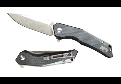 B'yondEDC SA1901DG-BK--B'yondEDC, Arch, Black G-10 Handle w/ D2 Steel