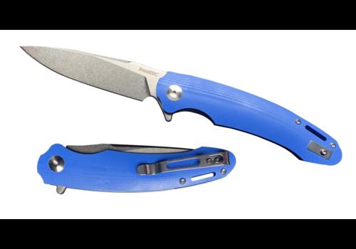 B'yondEDC SA1902DG-BL--B'yondEDC, Harak, Blue G-10w/ D2 Steel