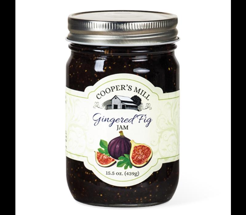JJ38OR--Crossroads, Gingered Fig Jam (Orchard Reserve)