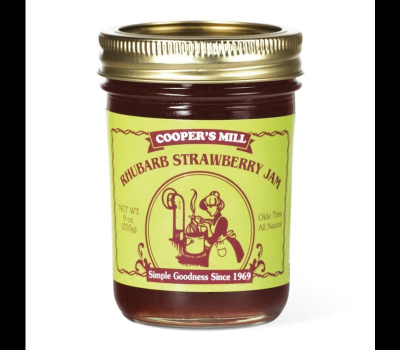JJ30--Crossroads, Rhubarb Strawberry Jam