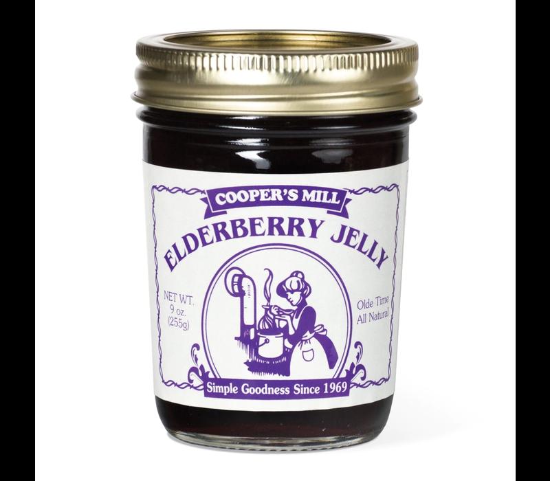 JJ19--Crossroads, Elderberry Jelly