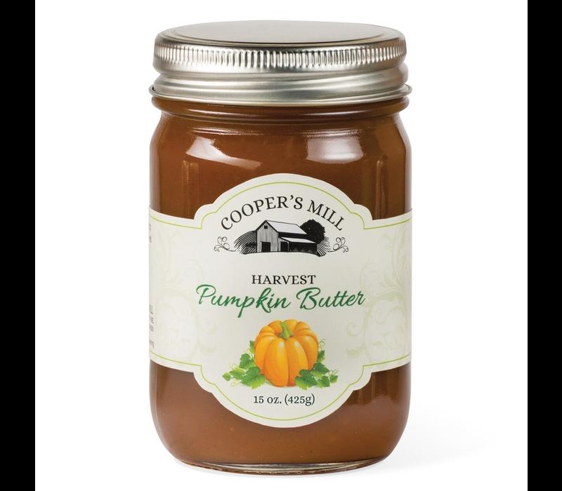 FB4OR--Crossroads, Harvest Pumpkin Butter (Orchard Reserve)