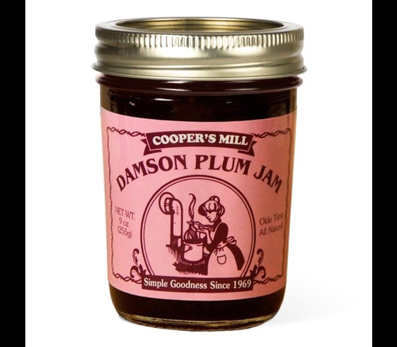 JJ17--Crossroads, Damson Plum Jam