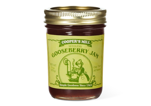 Crossroads SJ4--Crossraods, Gooseberry Jam (Seedless)