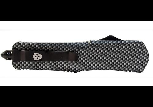 Templar S-CF-13-1--Templar, Small Carbon Fiber Dip Dagger Black