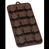 HIC 43765--HIC, Baking Holiday Chocolate Mold