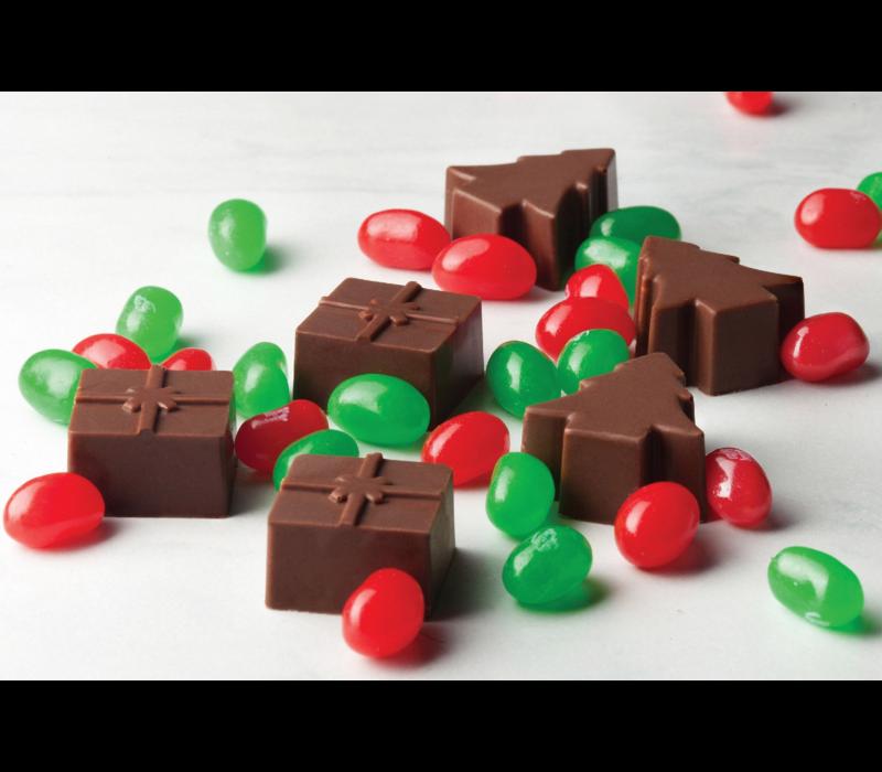 43765--HIC, Baking Holiday Chocolate Mold