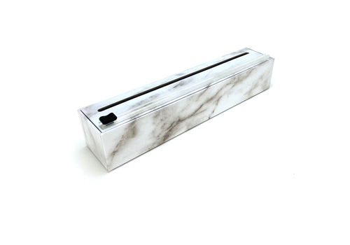 "Allen Reed Co. Inc. 4004--AllenReed, Dispenser Carrara Marble Plastic Wrap 12"" x 250'"