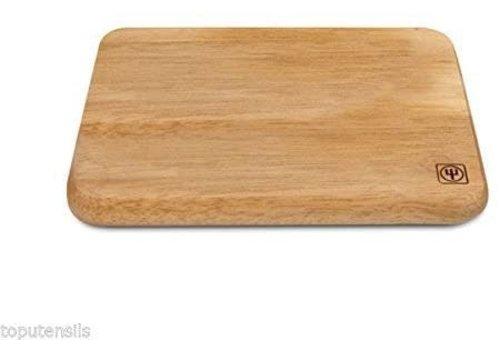 """Wusthof (Discontinued) 2003--Wusthof, Rubber Wood Bar Cutting Board 6 x 8 x 3/4"""""""