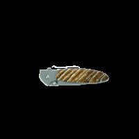 MAM66P--Santa Fe Stoneworks, Kershaw Leek w/ Plain Edge, Mammoth Teeth