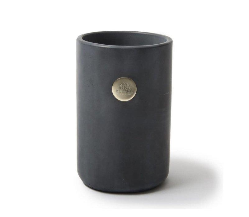 BER41410--Browne, Berard Tool Caddy Millenari Grey Pot