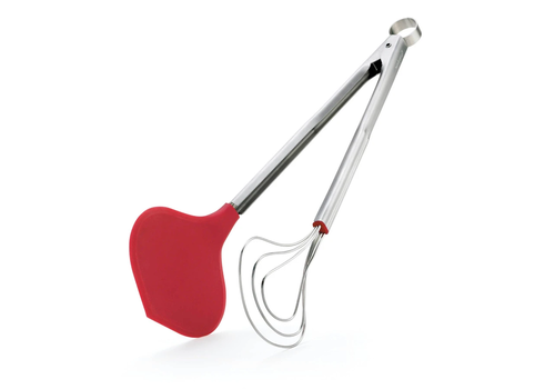"""Cuisipro 74717405--Browne, Cuisipro Fish Tongs 14.5"""""""