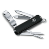 Victorinox 0.6463.3--Victorinox, Nail Clip Black [65MM]