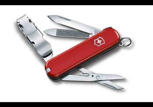 Victorinox 0.6463-X5--Victorinox, Nail Clip Red [65MM]