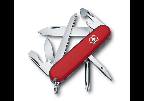 Victorinox 1.4613-033-X1--Victorinox, Hiker, Red Handle