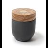 Berard BER41171--Browne, Berard Round Salt Keeper Millenari Grey 10x7cm