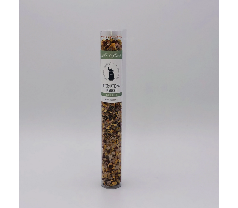 3010-CP6--SaltSisters, International Market Blend Tube