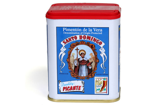 Yaya Imports SP026--Yaya Imports, Hot Pimenton De La Vera D.O. 2.6oz single