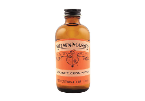 Nielsen-Massey ROB4M--NielsenMassey, Orange Blossom Water 4oz. Single