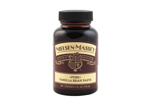 Nielsen-Massey RBIPASTE4M--NielsenMassey,  Pure Vanilla Bean Paste 4oz. Single