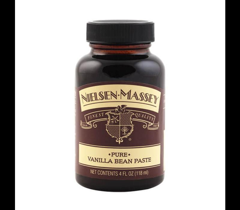 RBIPASTE4M--NielsenMassey,  Pure Vanilla Bean Paste 4oz. Single