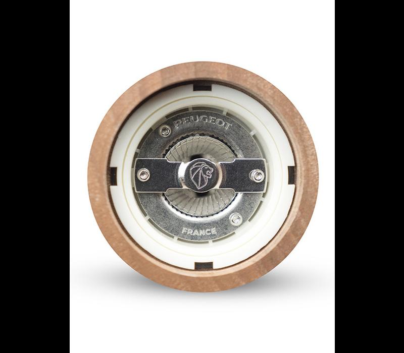 34924--PSP, Paris Icone Salt Mill u'Select Wood Walnut 18cm