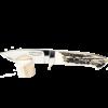 (CONSIGNMENT) 2DESU2020--Desaulniers, Set of Two Fixed Blades, Antler Handles, CPM 154