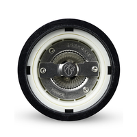 37468--PSP, Paris Icone u'Select Wood Pepper Mill Black Lacquer 18cm