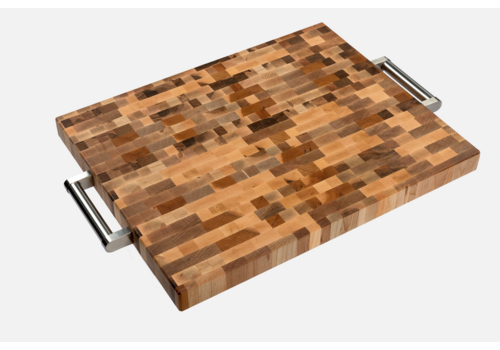 "Labell L16208--Labell, Butcher Block, OX PC 16""x20""x1 ½"""
