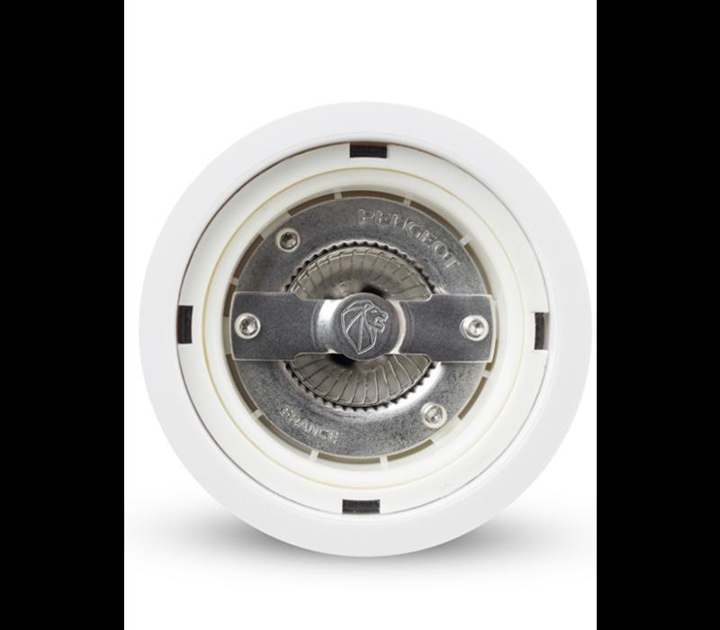 27834--PSP, Paris Salt Mill u'Select Wood White Lacquered 22cm