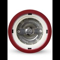 23577--PSP, Paris Salt Mill u'Select Wood Red Lacquered 12cm