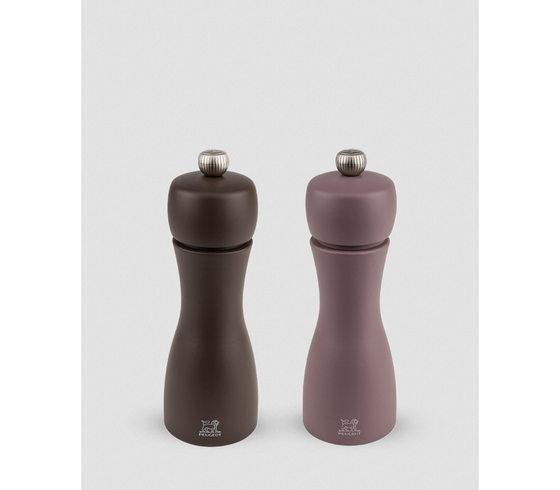 2/33293--PSP, Tahiti Dou Pepper & Salt Mills Winter 15cm
