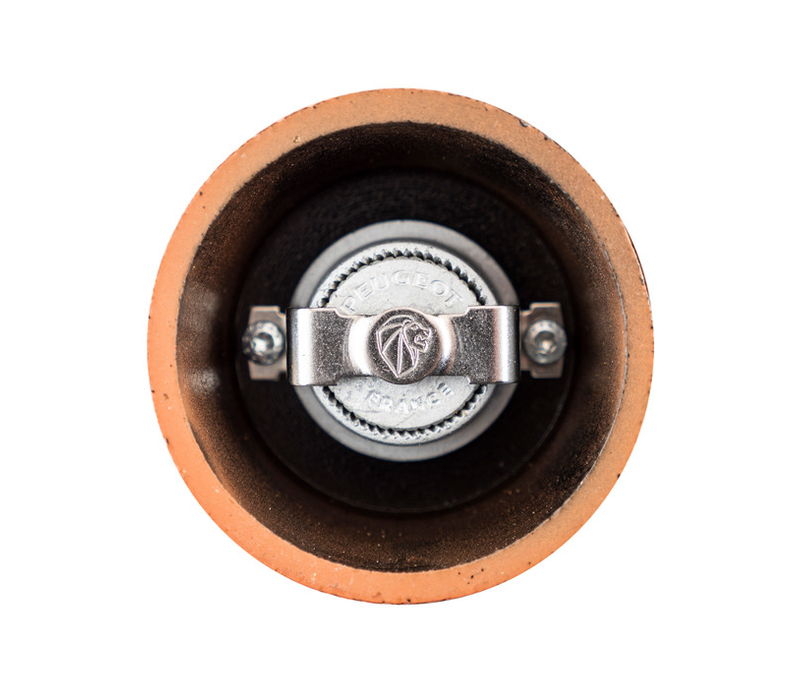 35426--PSP, Bali Fonte Pepper Mill Orange 8cm