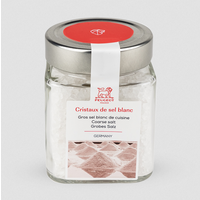 35488--PSP, White Coarse Salt Cube 370G