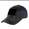 Condor Outdoor TCM-021--Condor, Outdoor Mesh Tactical Cap - Multicam - Black